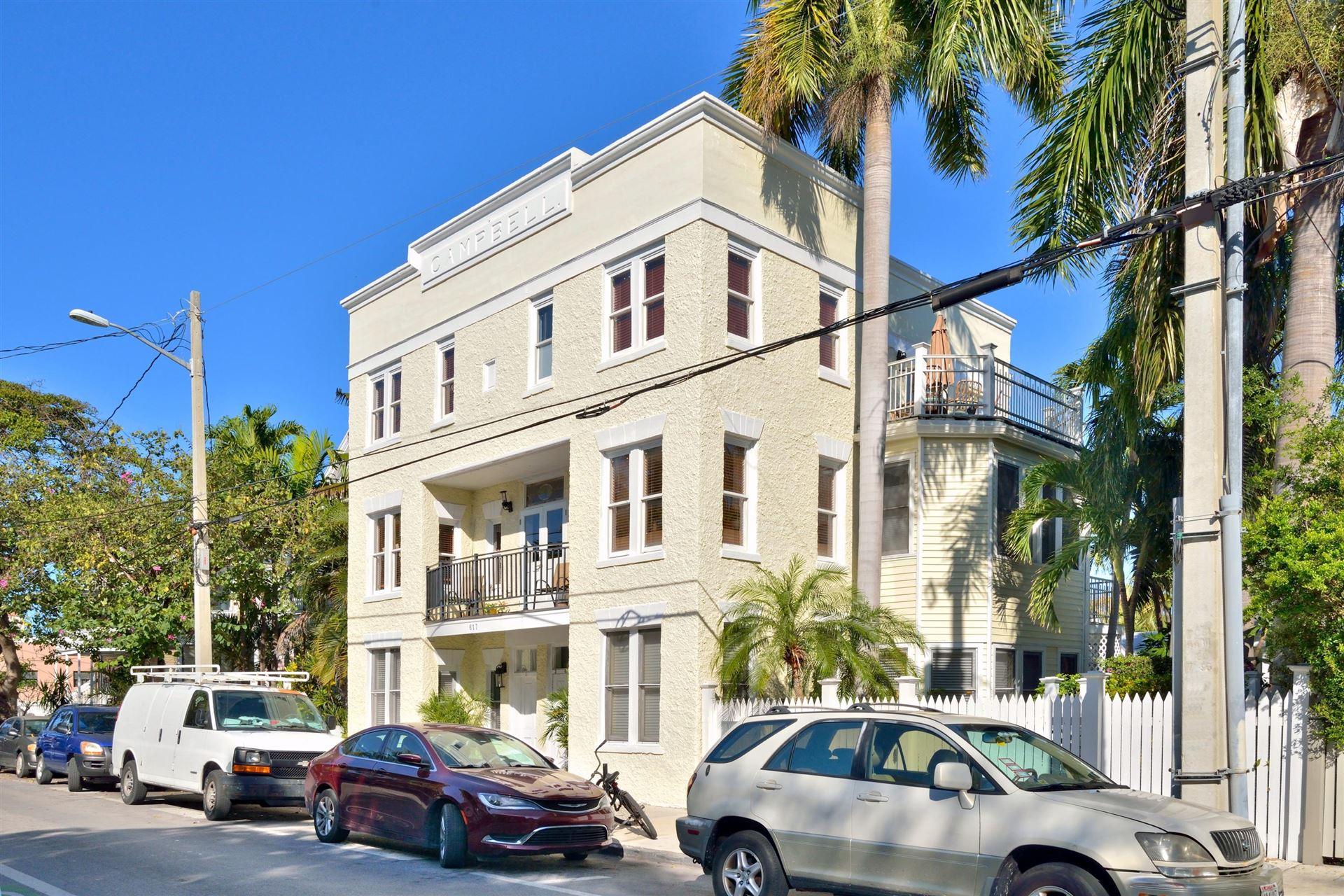 617 Fleming Street #4, Key West, FL 33040 - #: 595367