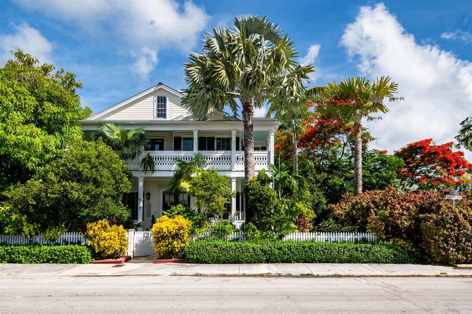 929 United Street, Key West, FL 33040 - #: 591403