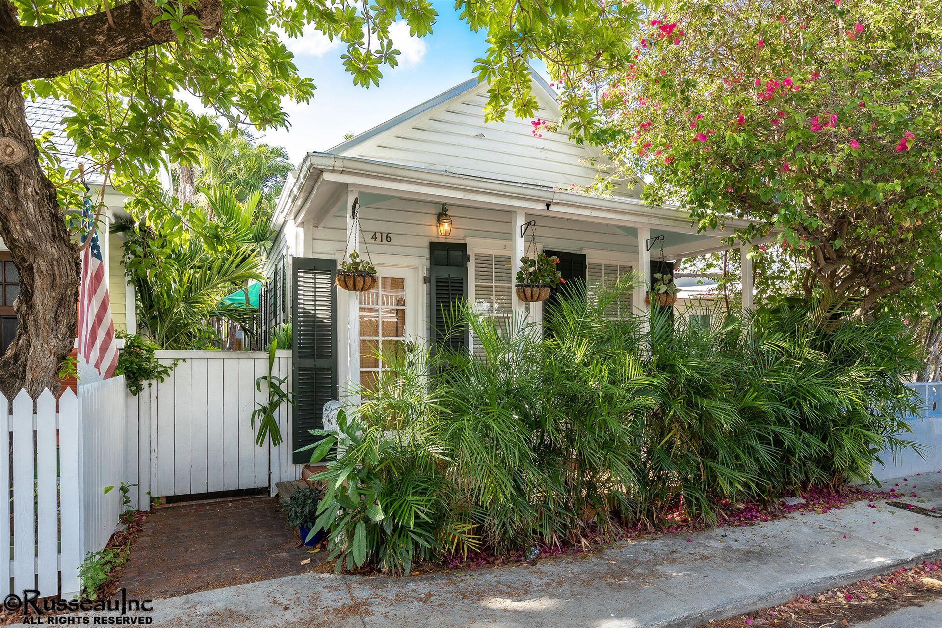 416 Amelia Street #1, Key West, FL 33040 - #: 596447