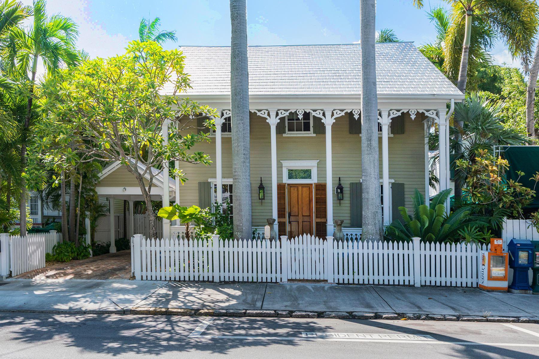 906 Southard Street, Key West, FL 33040 - #: 587472