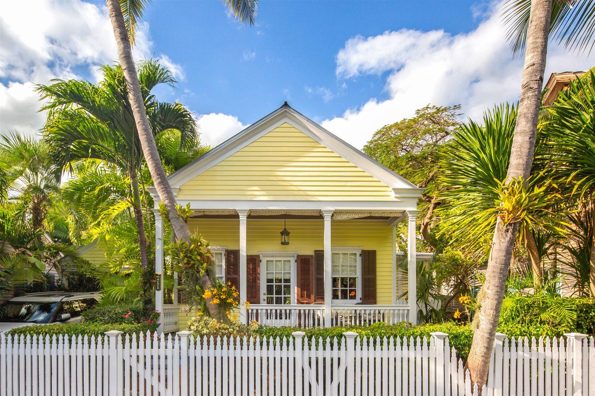 711 Southard Street, Key West, FL 33040 - #: 590480