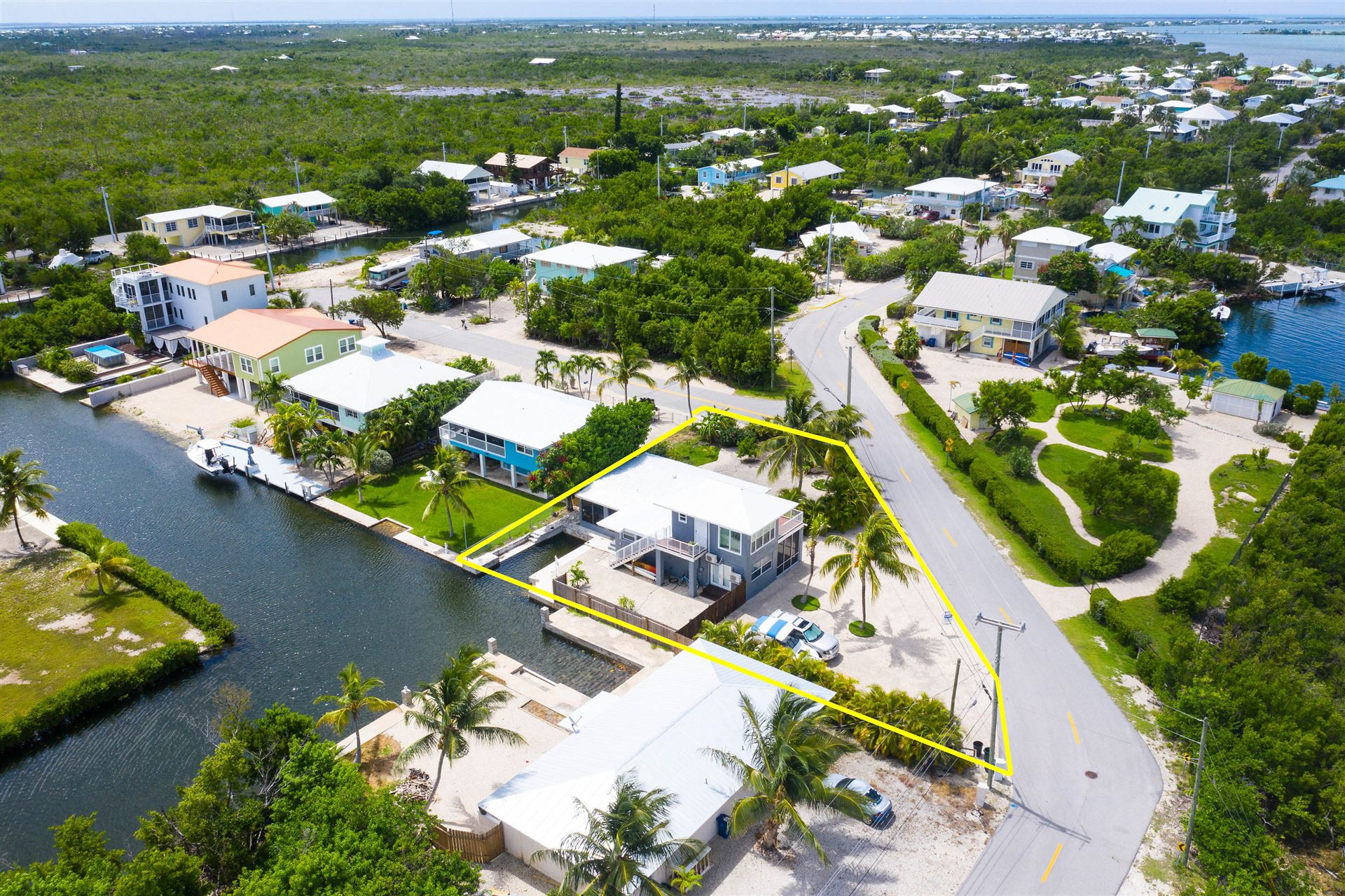 1287 W Shore Drive, Big Pine, FL 33043 - #: 591684