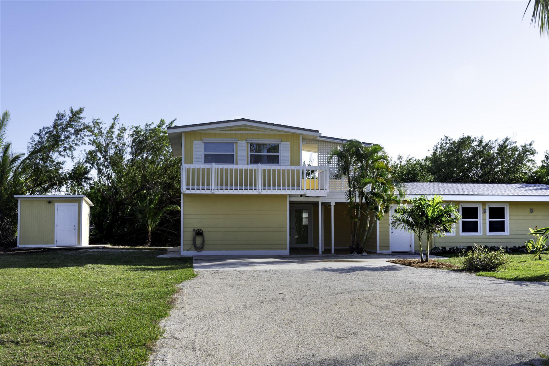 19442 Canal Drive, Summerland Key, FL 33042 - #: 589706
