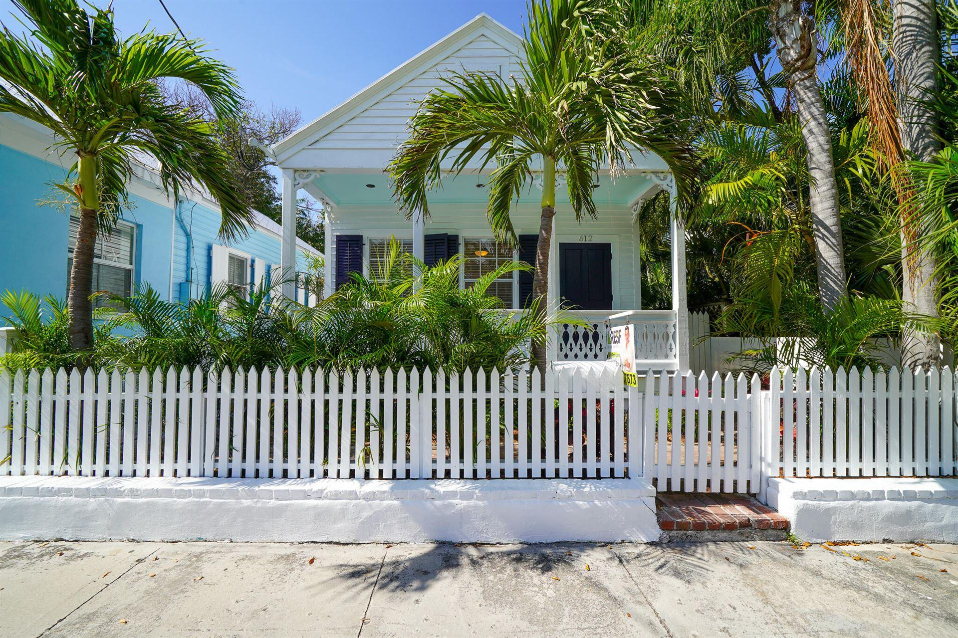 612 Elizabeth Street, Key West, FL 33040 - #: 594767