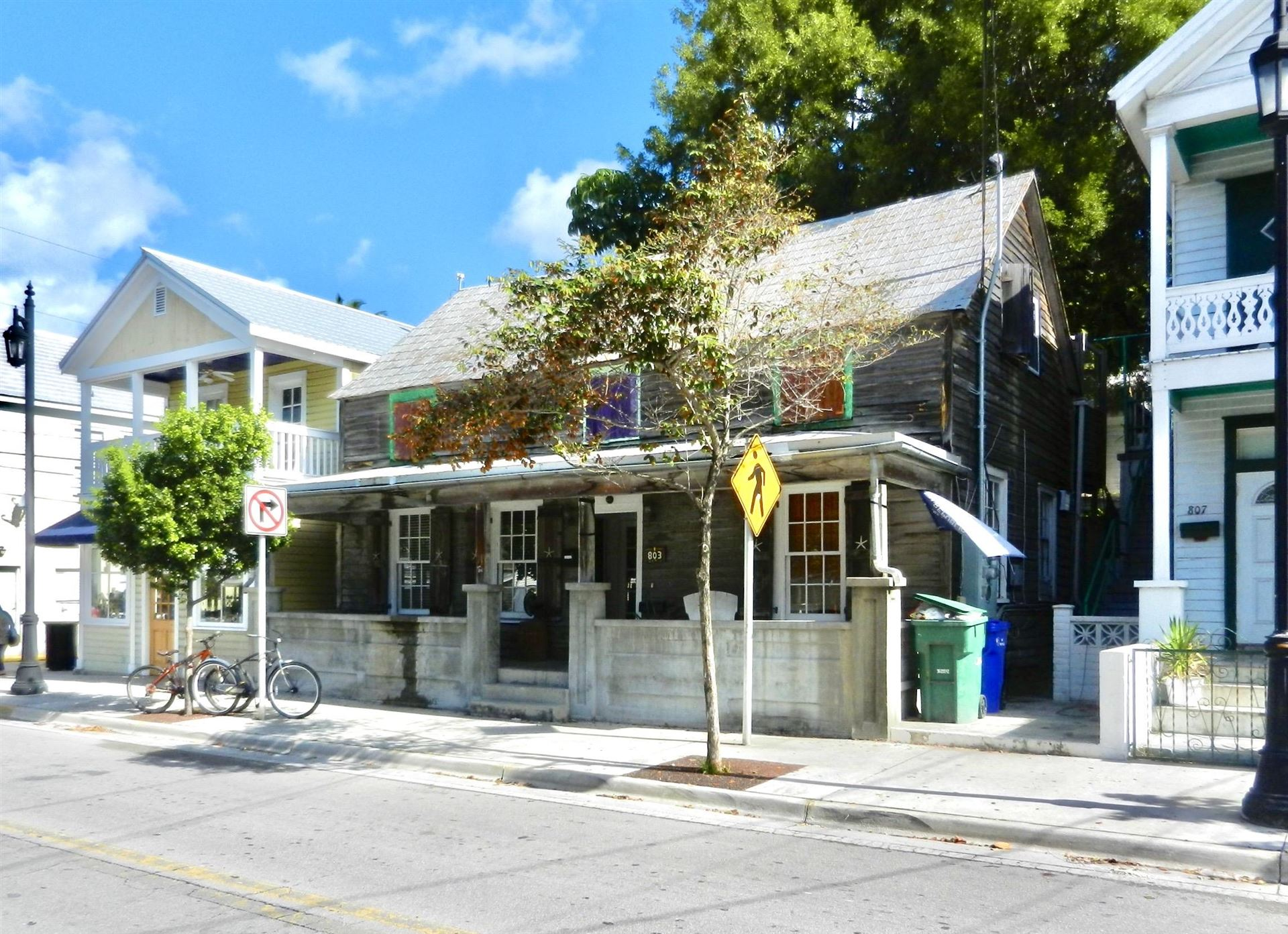 803 Whitehead Street #B, Key West, FL 33040 - #: 591903