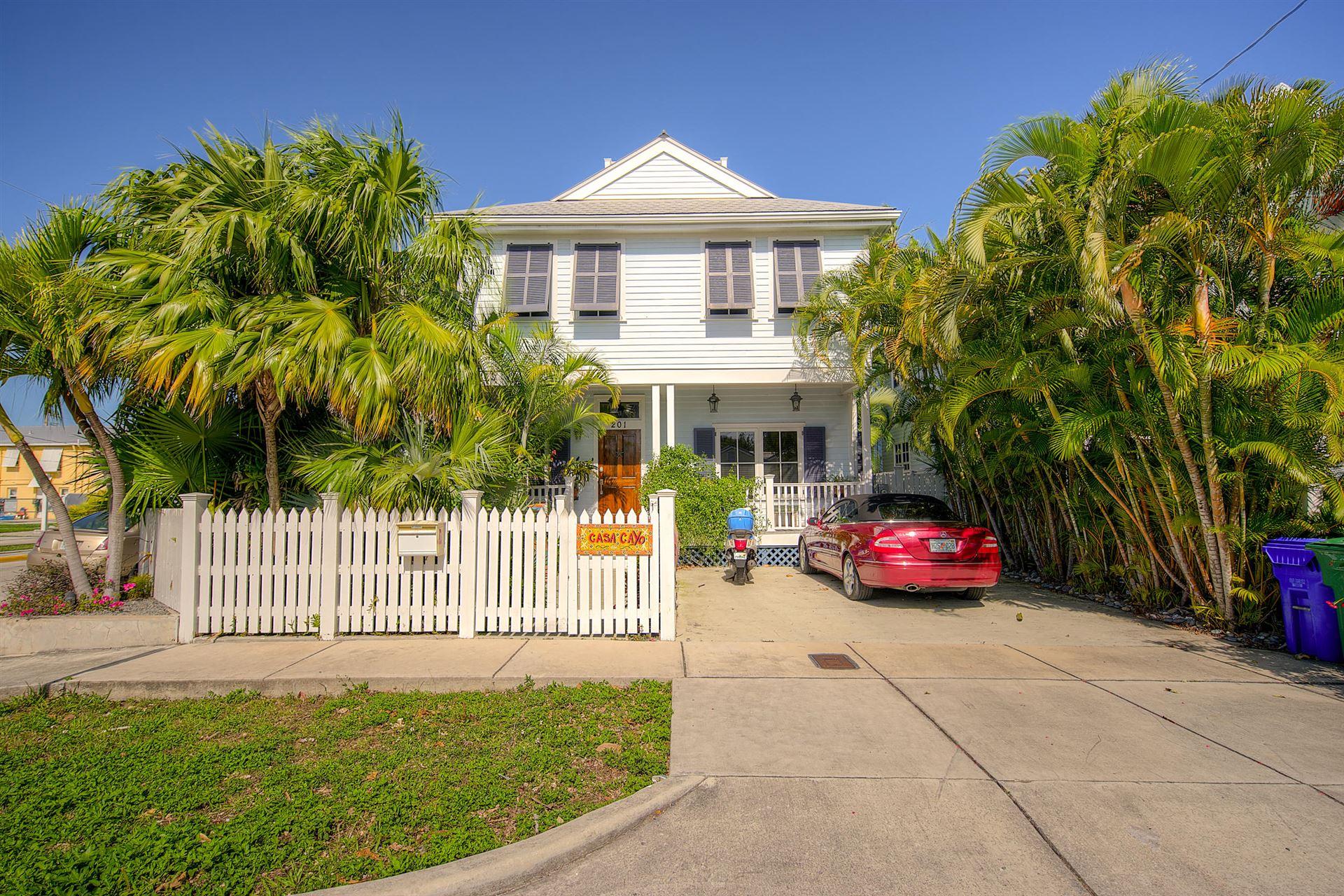 201 Virginia Street, Key West, FL 33040 - #: 590910