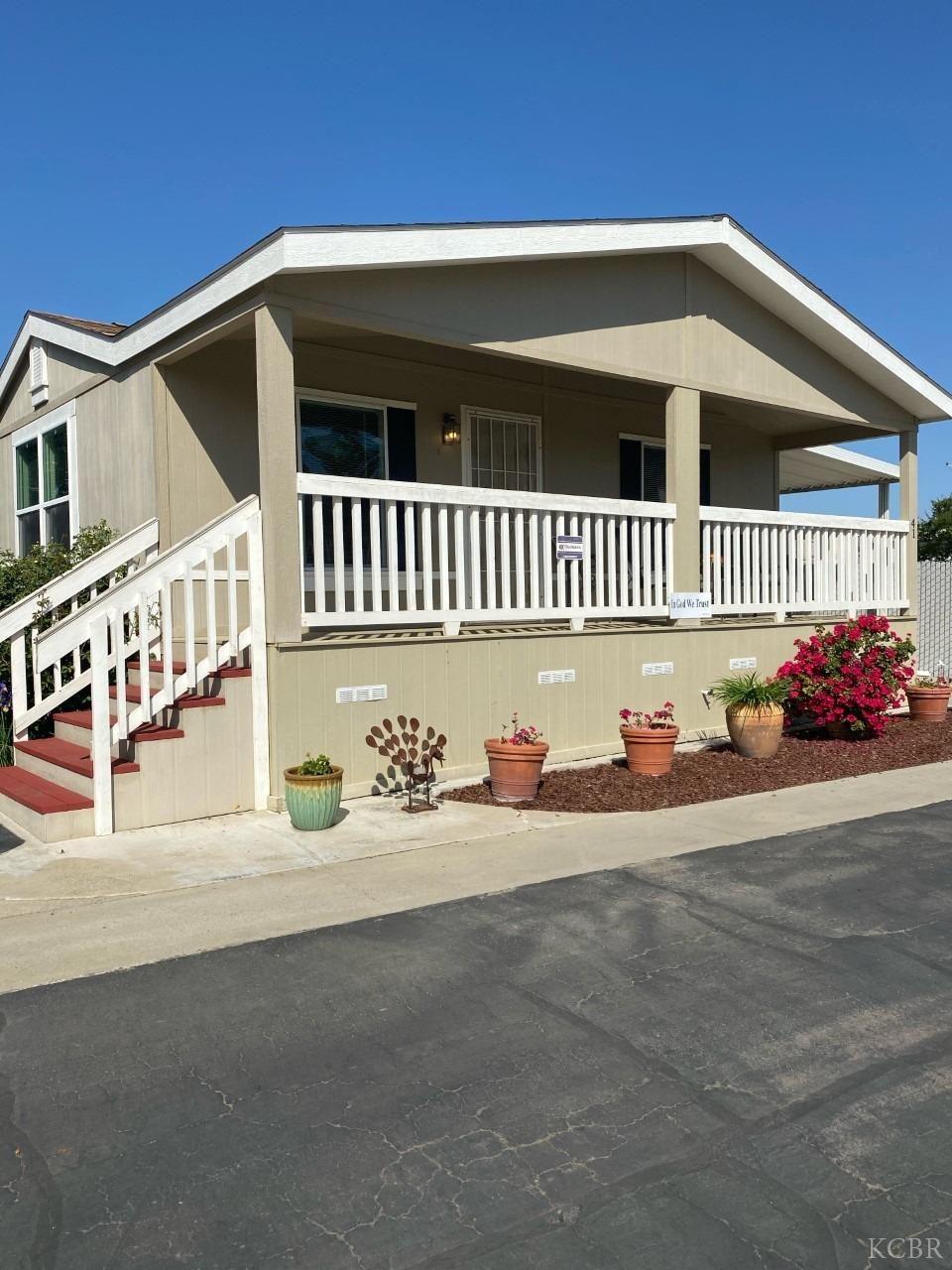 1255 W Grangeville Boulevard, Hanford, CA 93230 - MLS#: 221717
