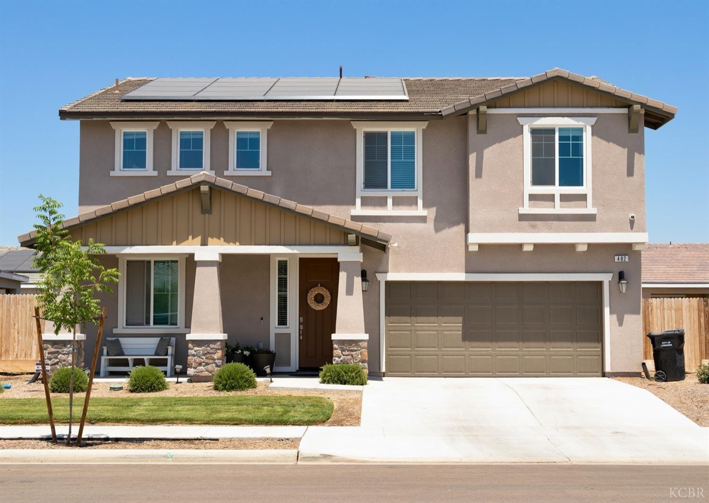 482 Granite Drive, Lemoore, CA 93245 - MLS#: 221979