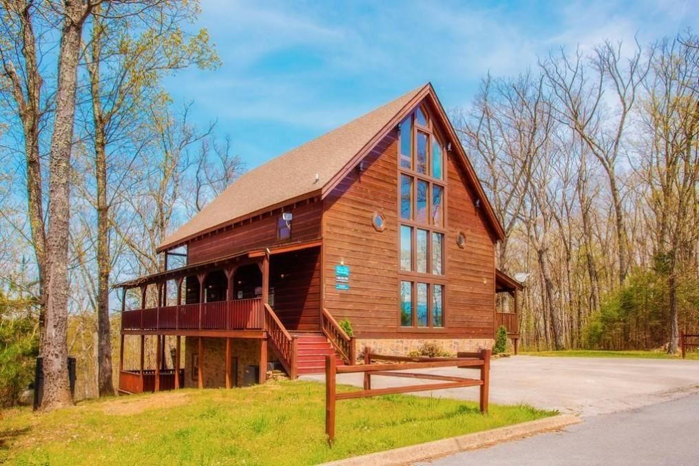 Photo of 2632 Cloud View Drive, Sevierville, TN 37862 (MLS # 1148038)