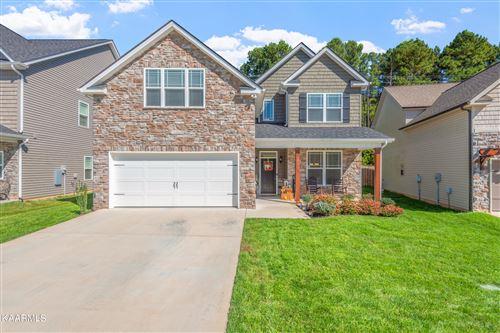 Photo of 2942 Spencer Ridge Lane, Knoxville, TN 37931 (MLS # 1171082)