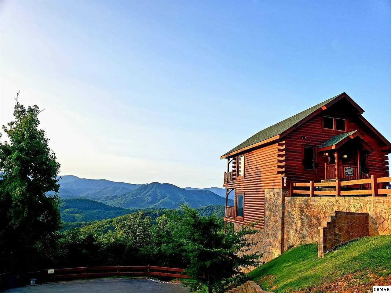 Photo of 3140 Lakeview Lodge Drive, Sevierville, TN 37862 (MLS # 1133133)