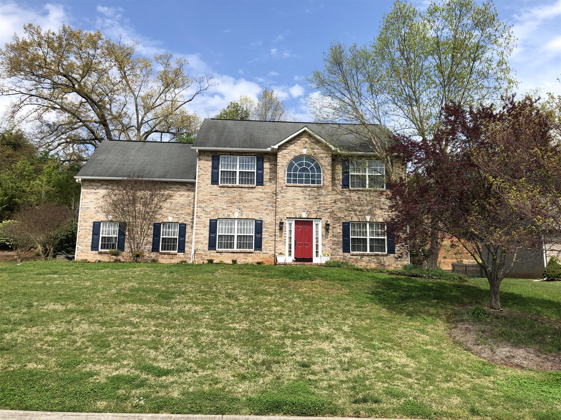 Photo of 4901 Shannon Run Drive, Knoxville, TN 37918 (MLS # 1149157)