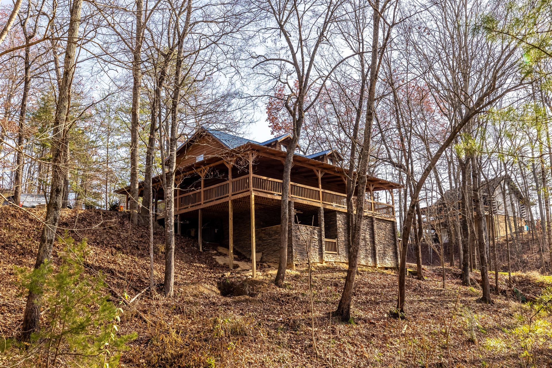 Photo of 1930 Backhome Lane, Sevierville, TN 37876 (MLS # 1153166)