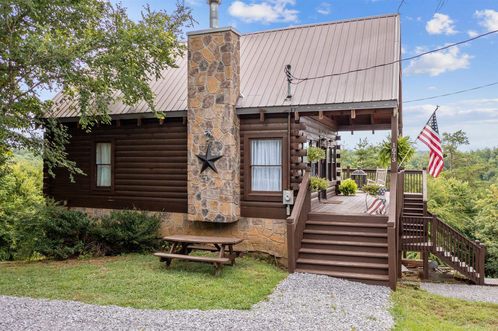 Photo of 1073 Sunset View Rd, Sevierville, TN 37876 (MLS # 1161173)