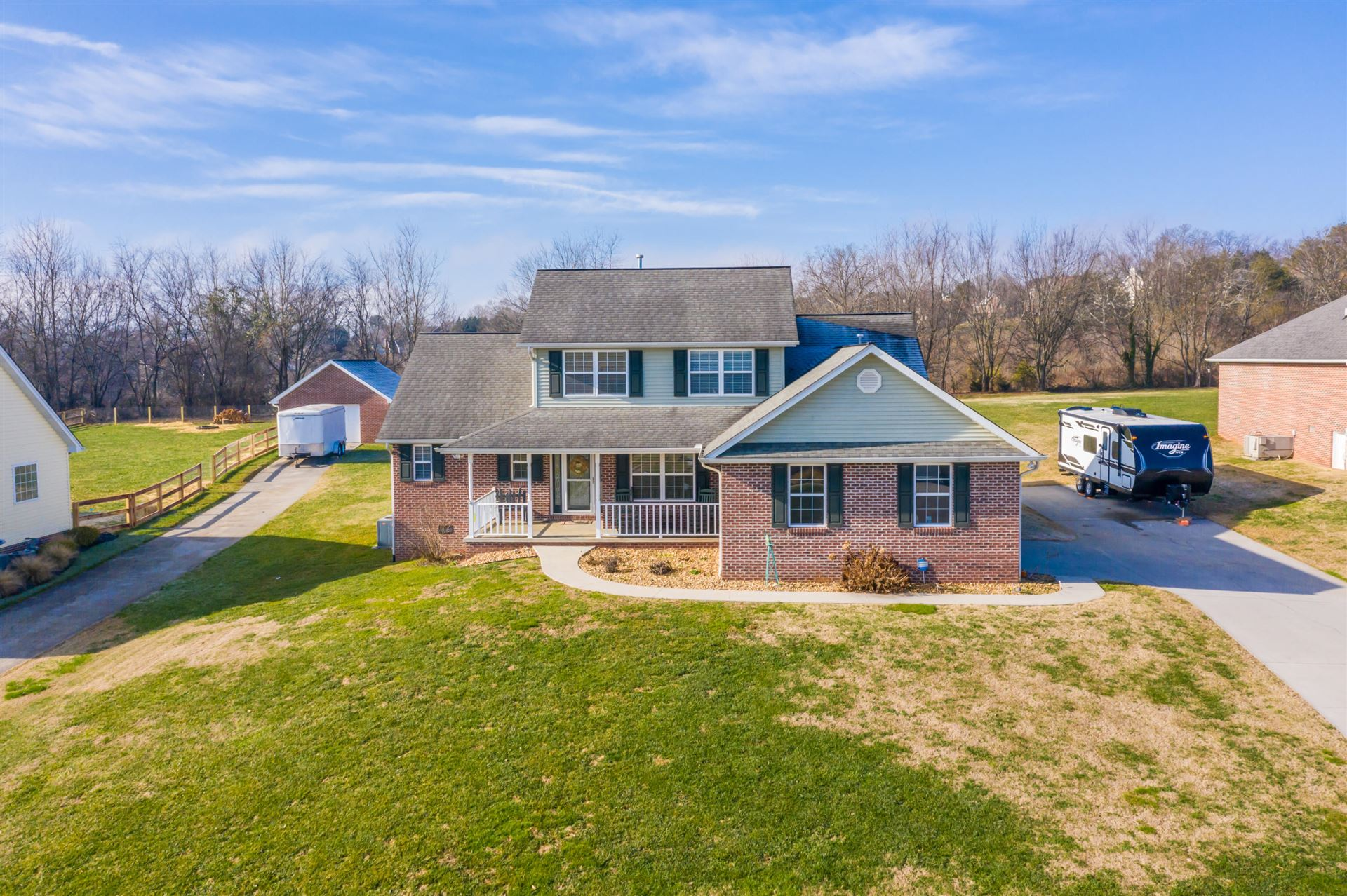 Photo of 949 Carter Springs Drive, Maryville, TN 37801 (MLS # 1140174)