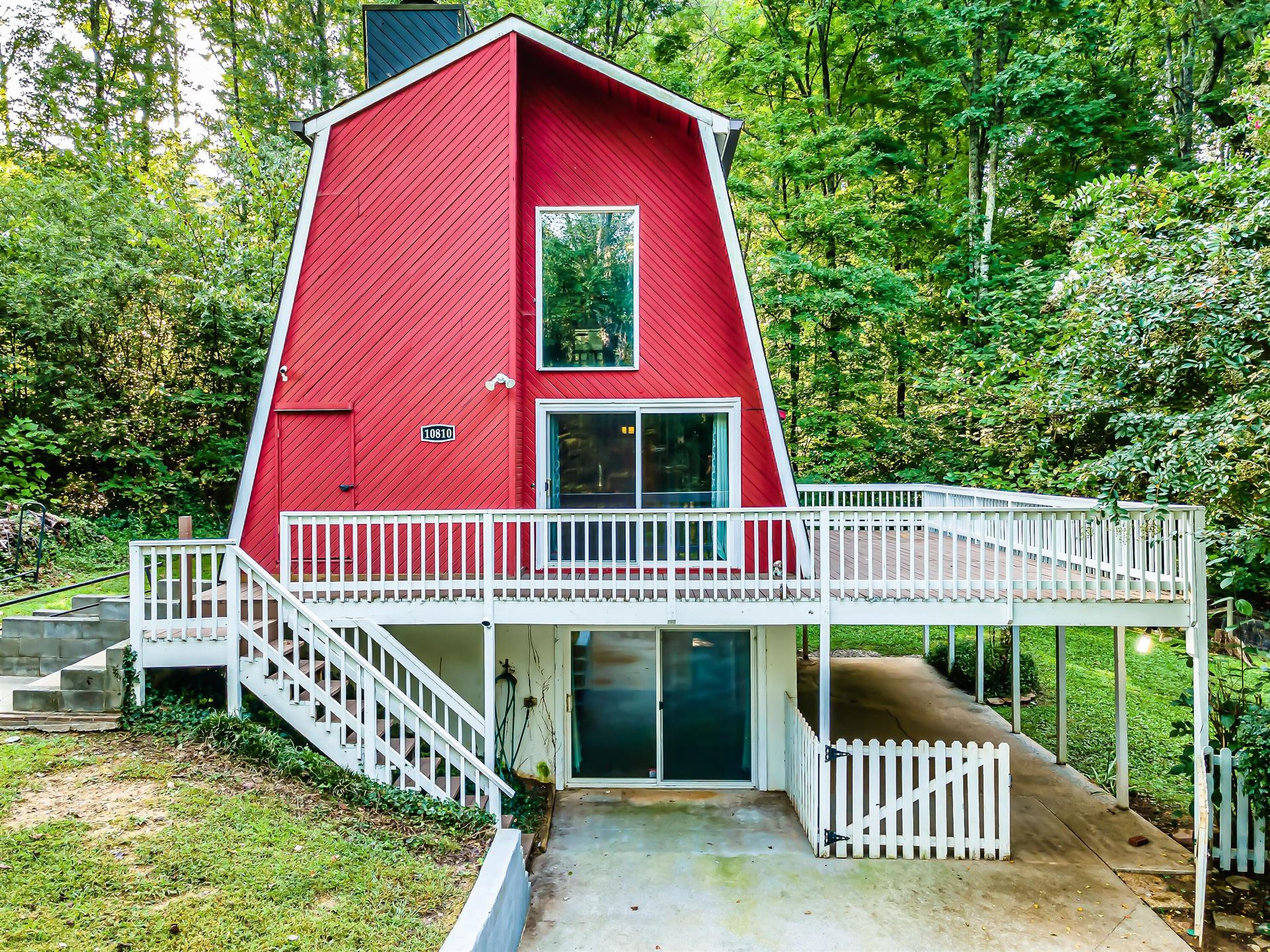 Photo of 10810 Carmichael Rd, Knoxville, TN 37932 (MLS # 1165176)