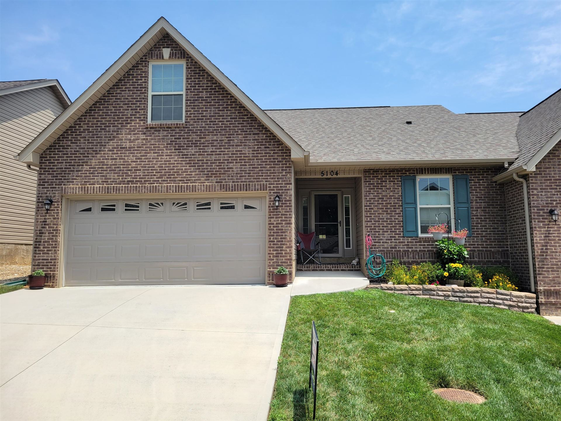 Photo of 5104 Rocky Branch Way, Knoxville, TN 37918 (MLS # 1162189)