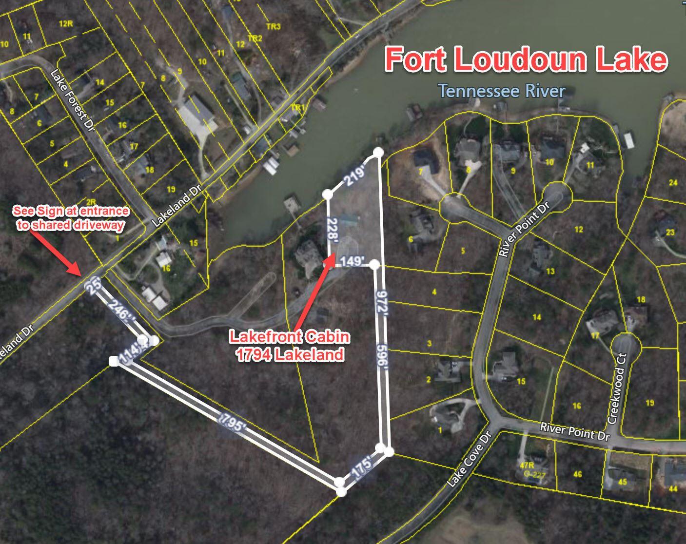 Photo of 1794 Lakeland Drive, Lenoir City, TN 37772 (MLS # 1144197)