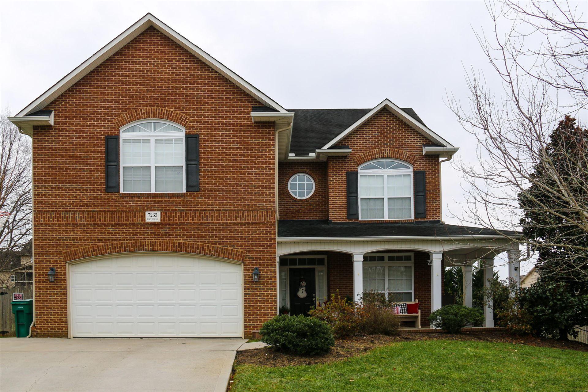 Photo of 7235 Broken Creek Lane, Knoxville, TN 37920 (MLS # 1140208)