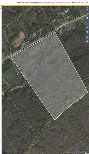 Photo of Mutton Hollow Rd, Knoxville, TN 37920 (MLS # 1144212)
