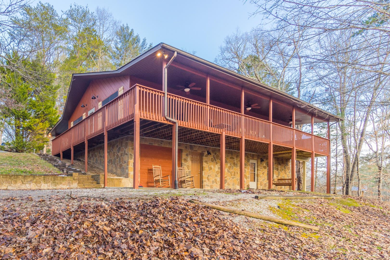 Photo of 608 Haven Lane, Sevierville, TN 37876 (MLS # 1140223)