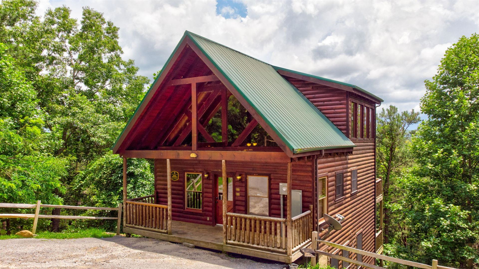 Photo of 2251 Upper Middle Creek Rd #G, Sevierville, TN 37876 (MLS # 1122237)