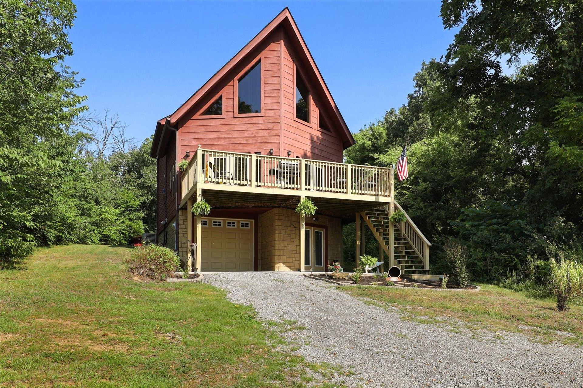 Photo of 945 Cedear Springs Valley Rd, Sevierville, TN 37876 (MLS # 1162244)