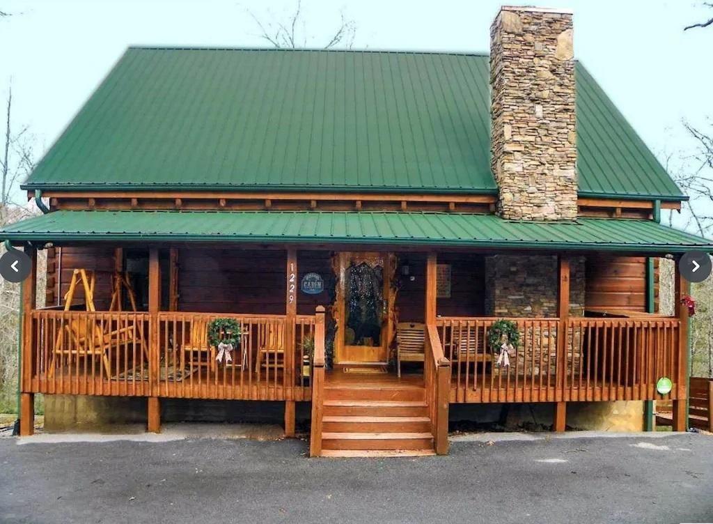 Photo of 1229 Secona Way, Sevierville, TN 37876 (MLS # 1162250)