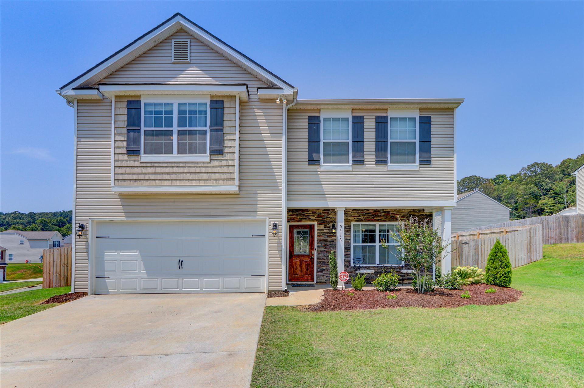 Photo of 5416 Calvert Lane, Knoxville, TN 37918 (MLS # 1162271)