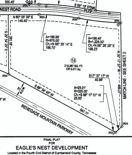 Photo of Lot 14 Upper Eagle's Nest, Crab Orchard, TN 37723 (MLS # 1152284)
