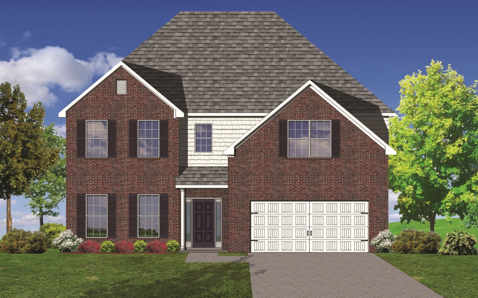 Photo of 4505 French Lace Lane, Knoxville, TN 37918 (MLS # 1140286)
