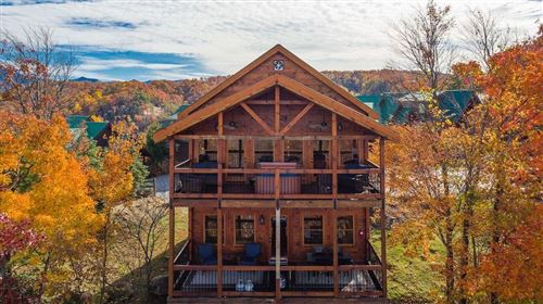 Photo of 1263 Bear Cub Way, Gatlinburg, TN 37738 (MLS # 1152303)