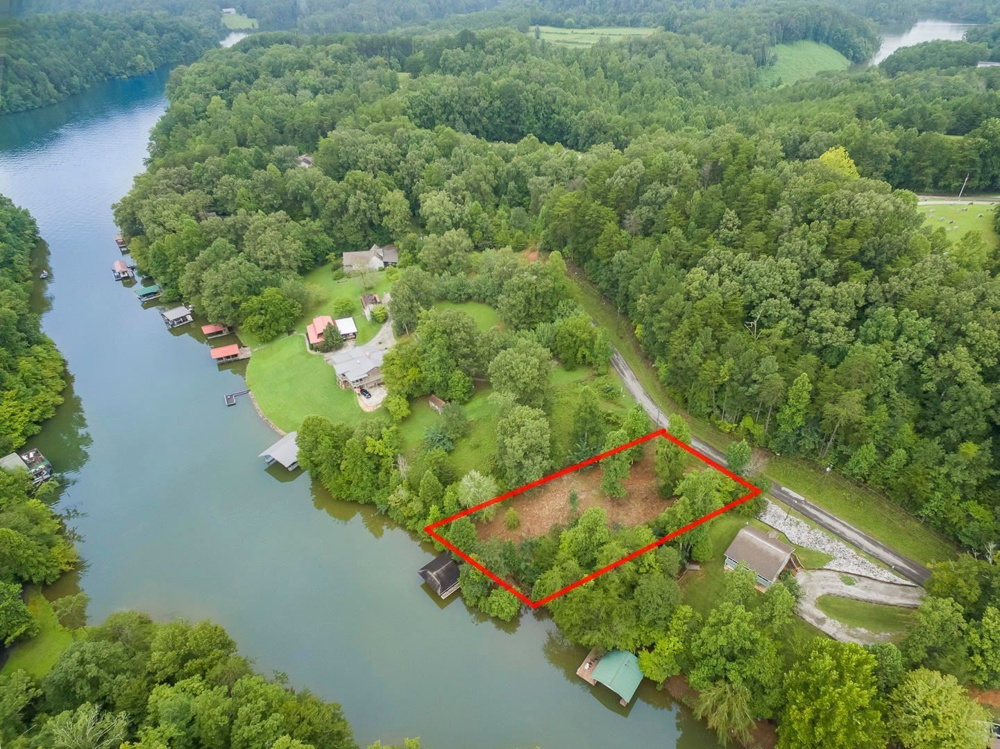 Photo for Lot 3 Mt Vista Drive, Vonore, TN 37885 (MLS # 1143306)
