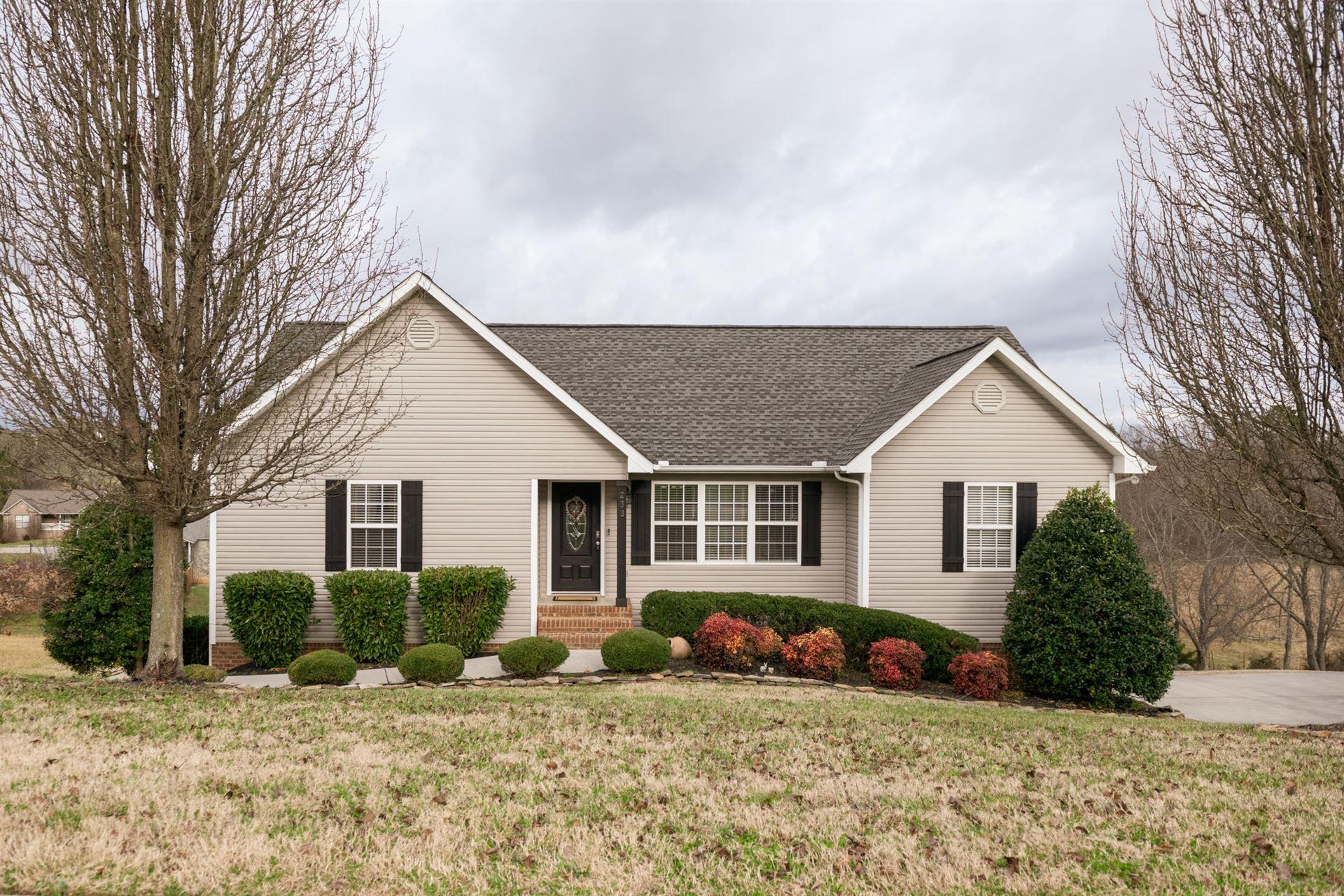 Photo of 233 Ridgefield Drive, Maryville, TN 37804 (MLS # 1140334)
