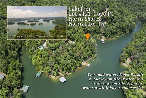 Photo of Lot 121 Cove Point, Sharps Chapel, TN 37866 (MLS # 1156344)