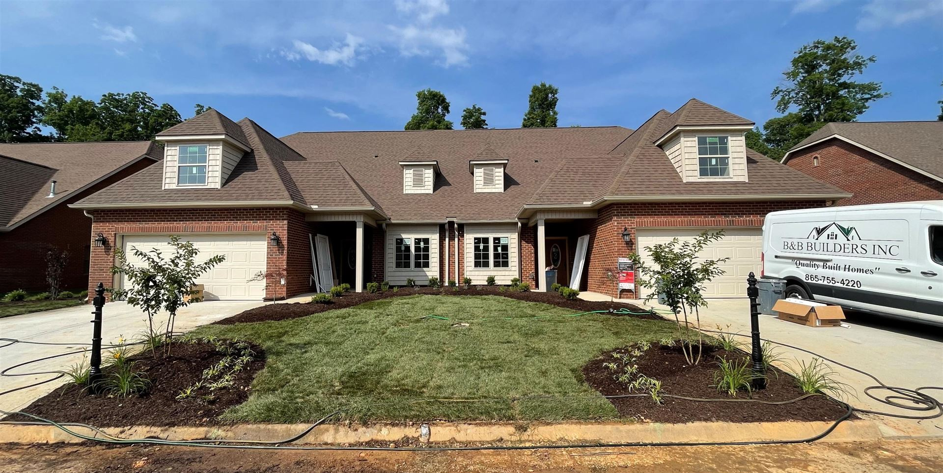 Photo of 2524 Maple Branch (Lot 190) Lane, Knoxville, TN 37912 (MLS # 1153355)