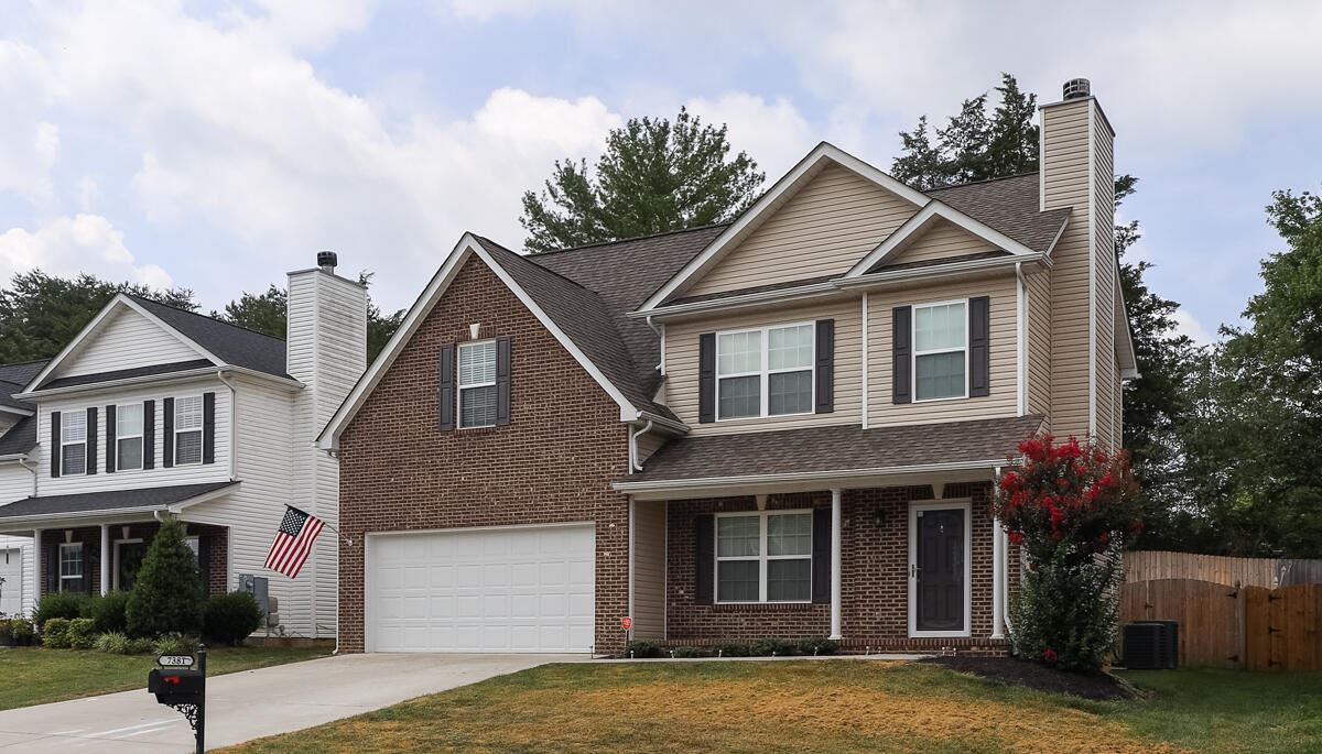 Photo of 7381 Calla Crossing Lane, Knoxville, TN 37918 (MLS # 1162360)