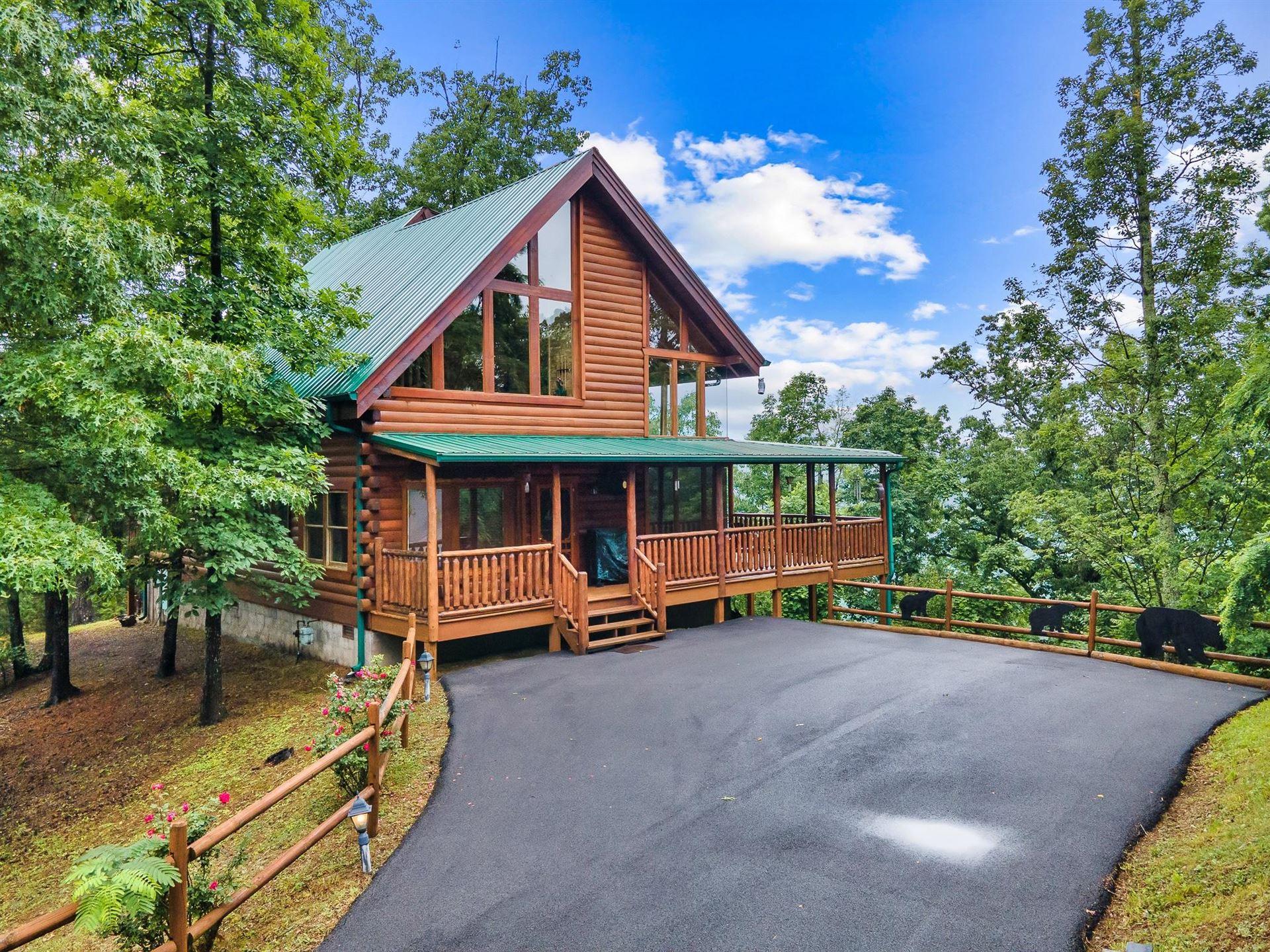 Photo of 3719 Nickel Ridge Way, Sevierville, TN 37862 (MLS # 1156408)