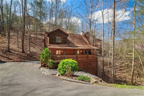 Photo of 694 Eagles Blvd Way Off Way, Pigeon Forge, TN 37863 (MLS # 1107411)