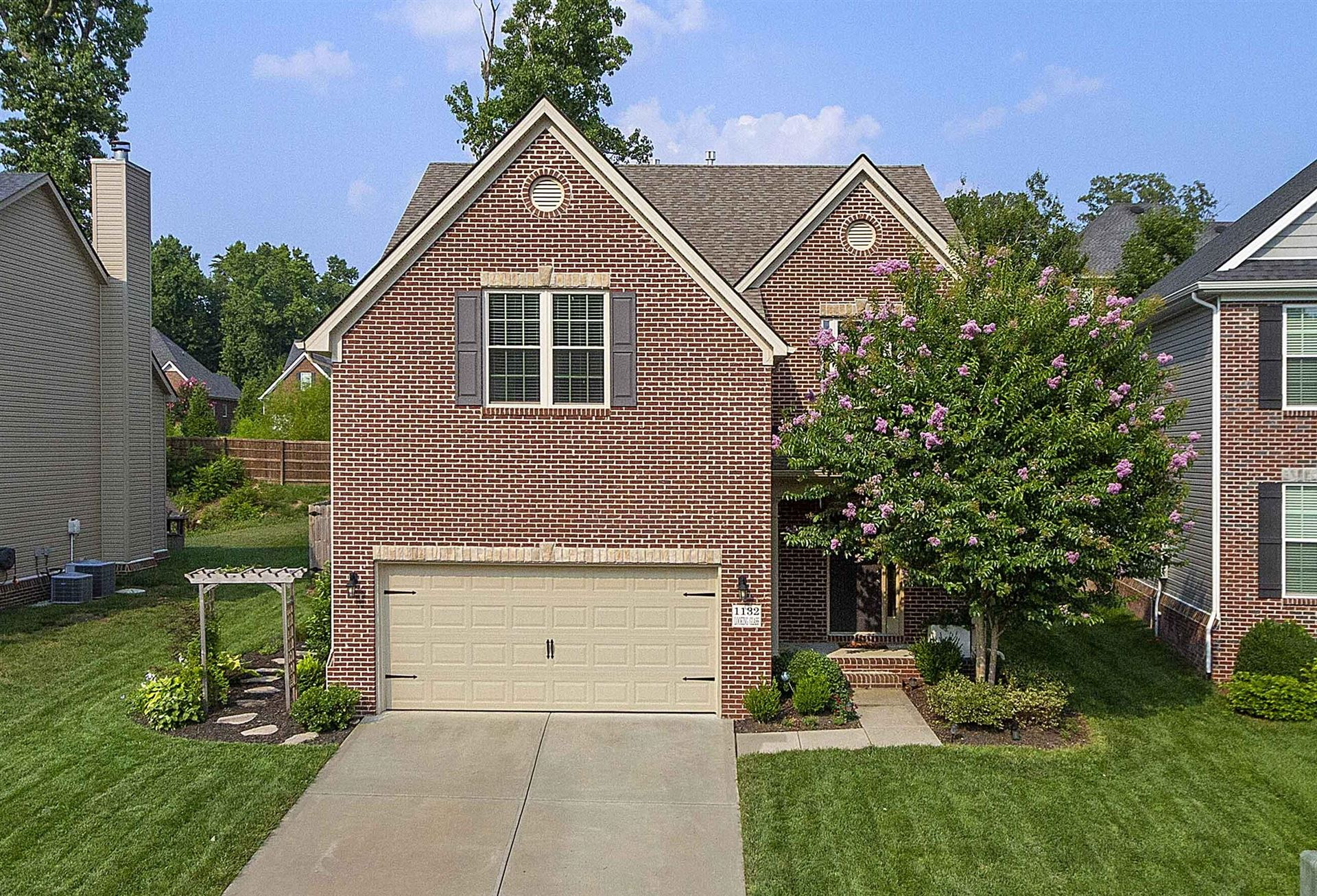 Photo of 1132 Looking Glass Lane, Knoxville, TN 37919 (MLS # 1161423)