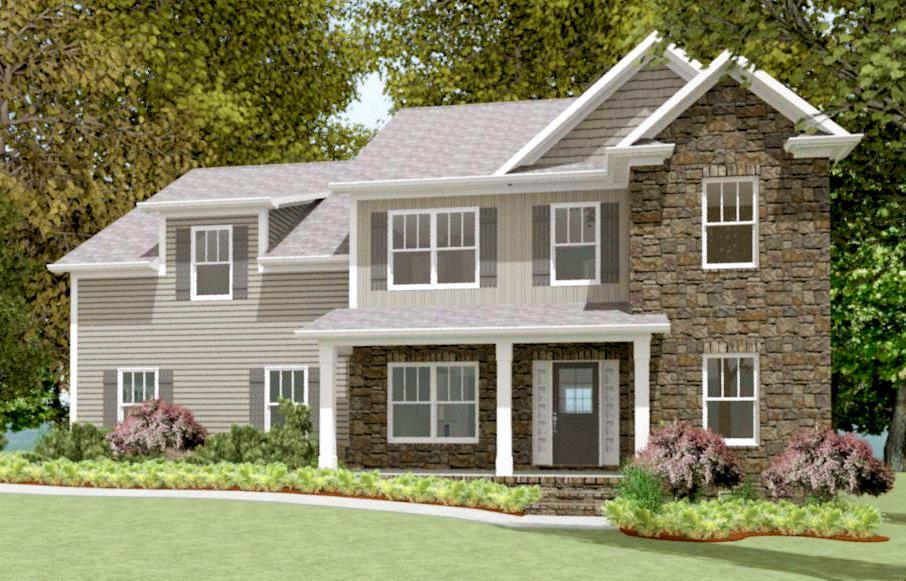Photo of 117 Hollyberry Rd #Lot 497, Oak Ridge, TN 37830 (MLS # 1110502)