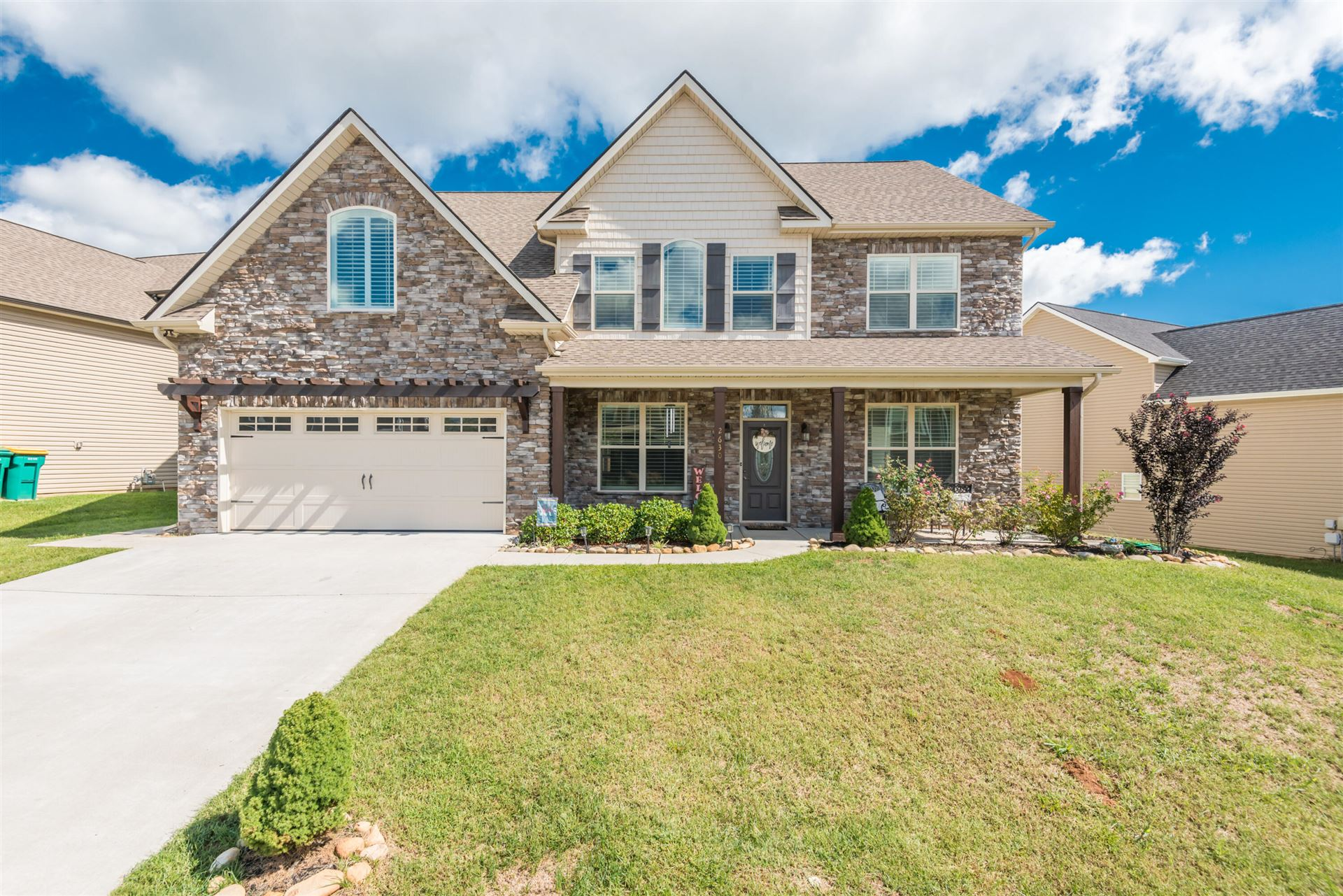 Photo of 2630 Brooke Willow Blvd, Knoxville, TN 37932 (MLS # 1168510)