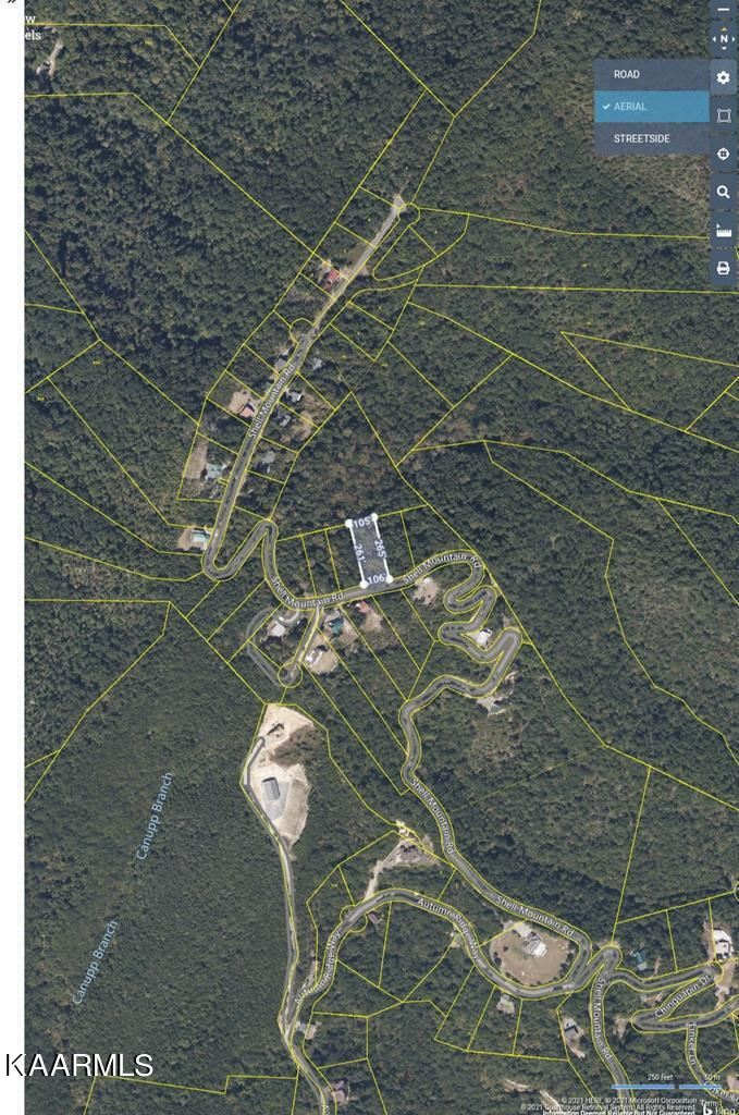 Photo of Lot 102A Shell Mtn Rd, Sevierville, TN 37876 (MLS # 1171510)