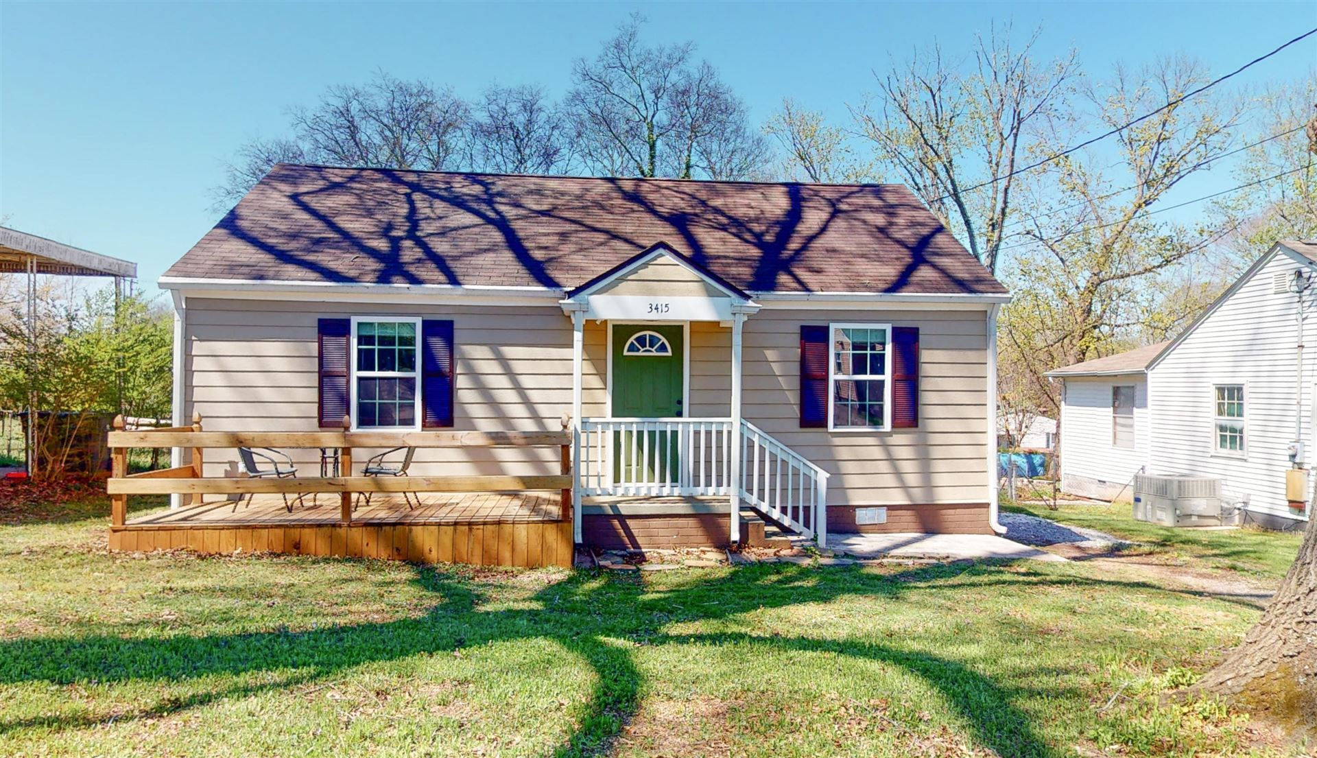 Photo of 3415 Feathers St, Knoxville, TN 37920 (MLS # 1162526)