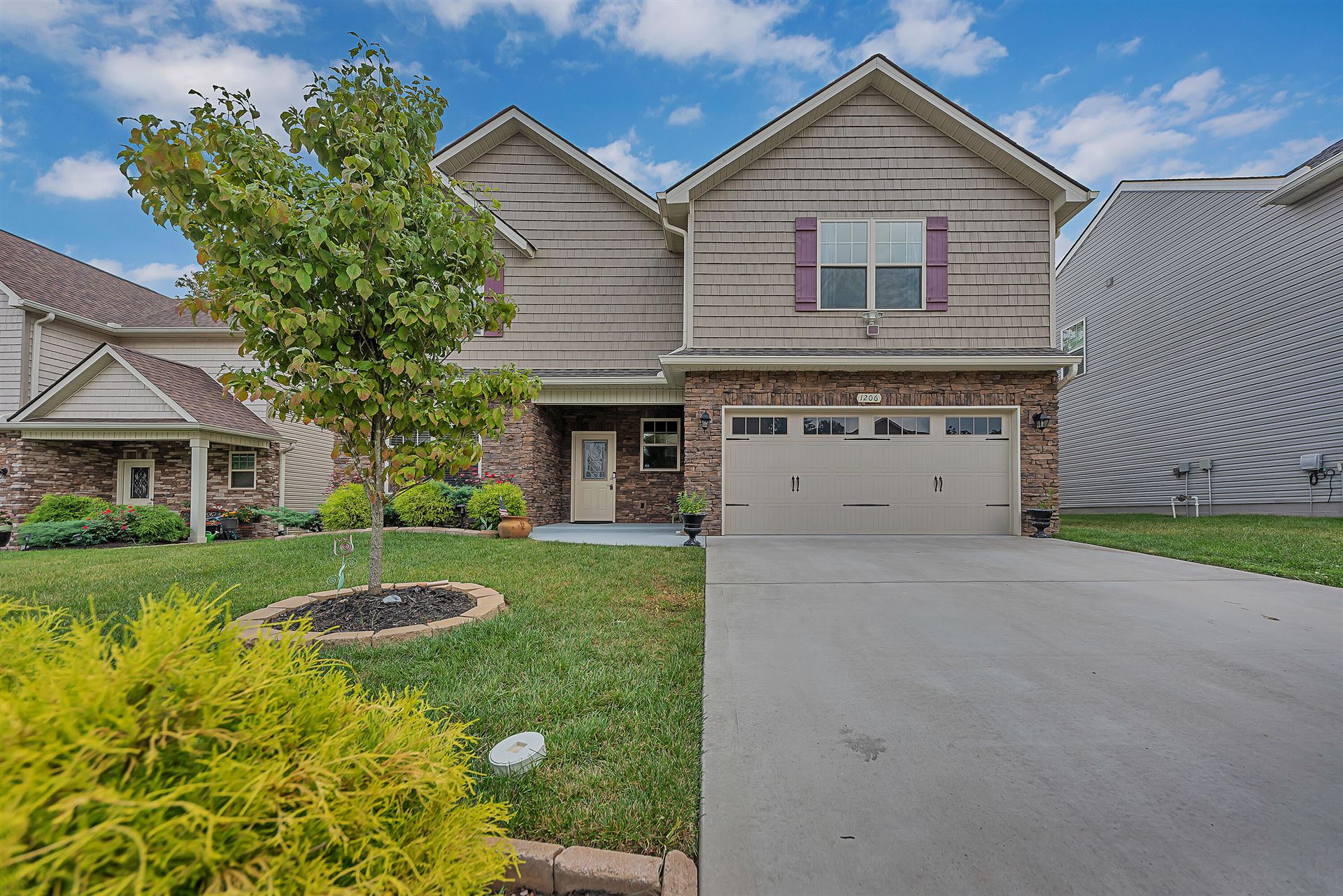 Photo of 1206 Campbell Park Lane, Knoxville, TN 37932 (MLS # 1162537)
