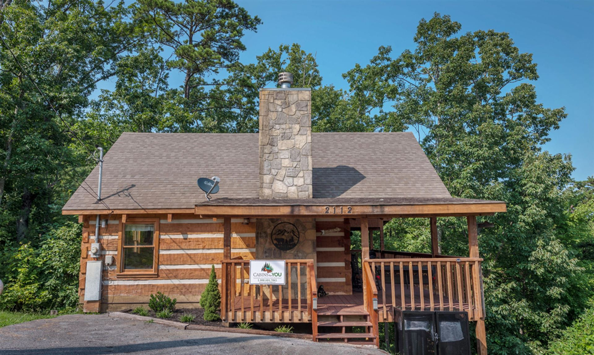 Photo of 2112 Memory Way, Sevierville, TN 37876 (MLS # 1161543)