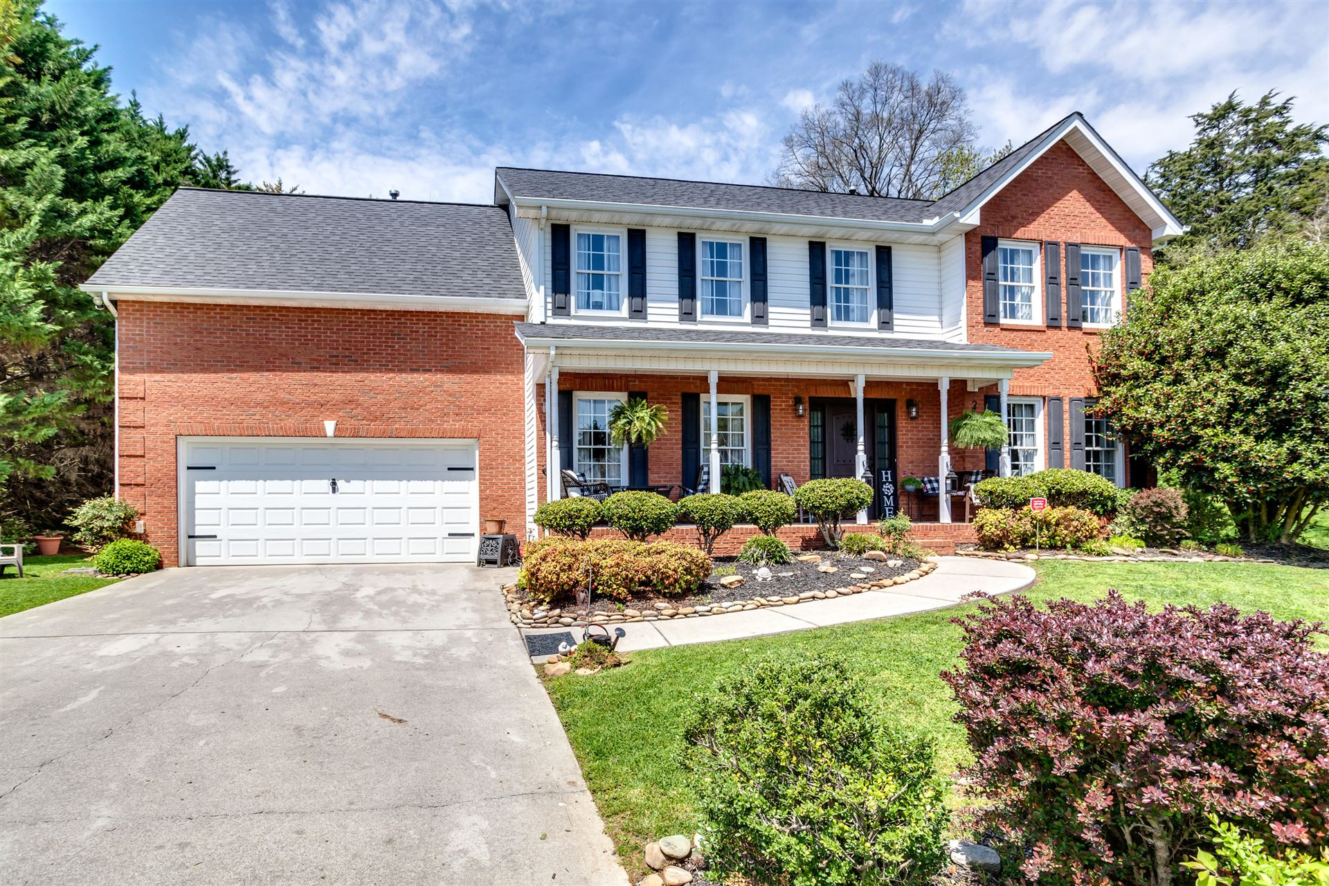 Photo of 2922 Cherry Branch Drive, Knoxville, TN 37938 (MLS # 1149575)