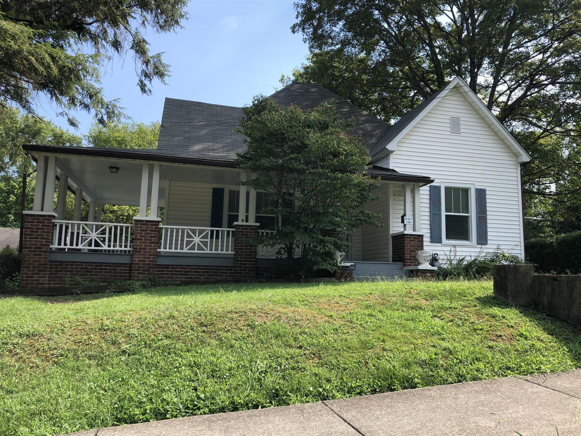 Photo of 520 Chickamauga Ave #APT 1, Knoxville, TN 37917 (MLS # 1168587)