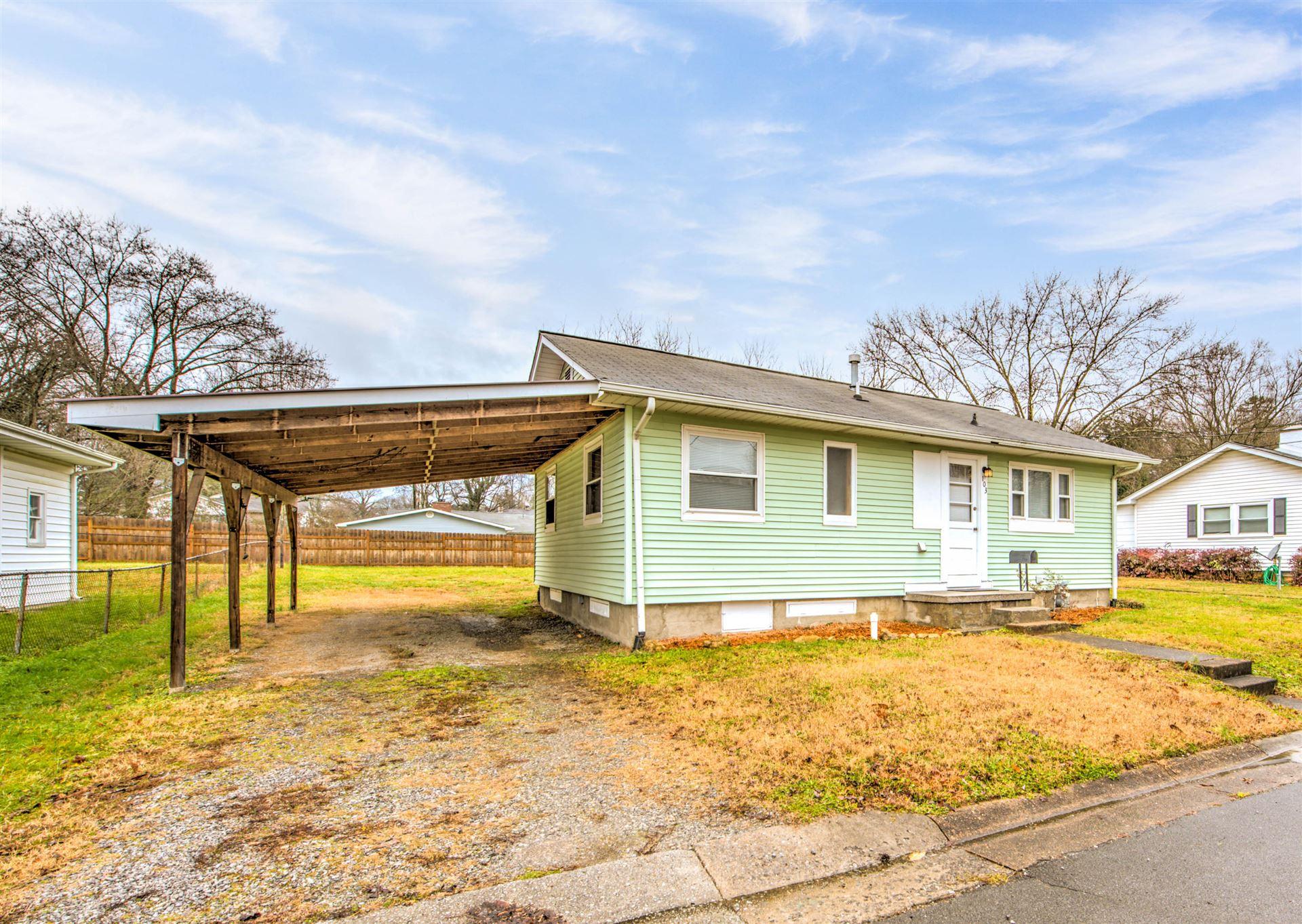 Photo of 103 Tilden Rd, Oak Ridge, TN 37830 (MLS # 1139620)