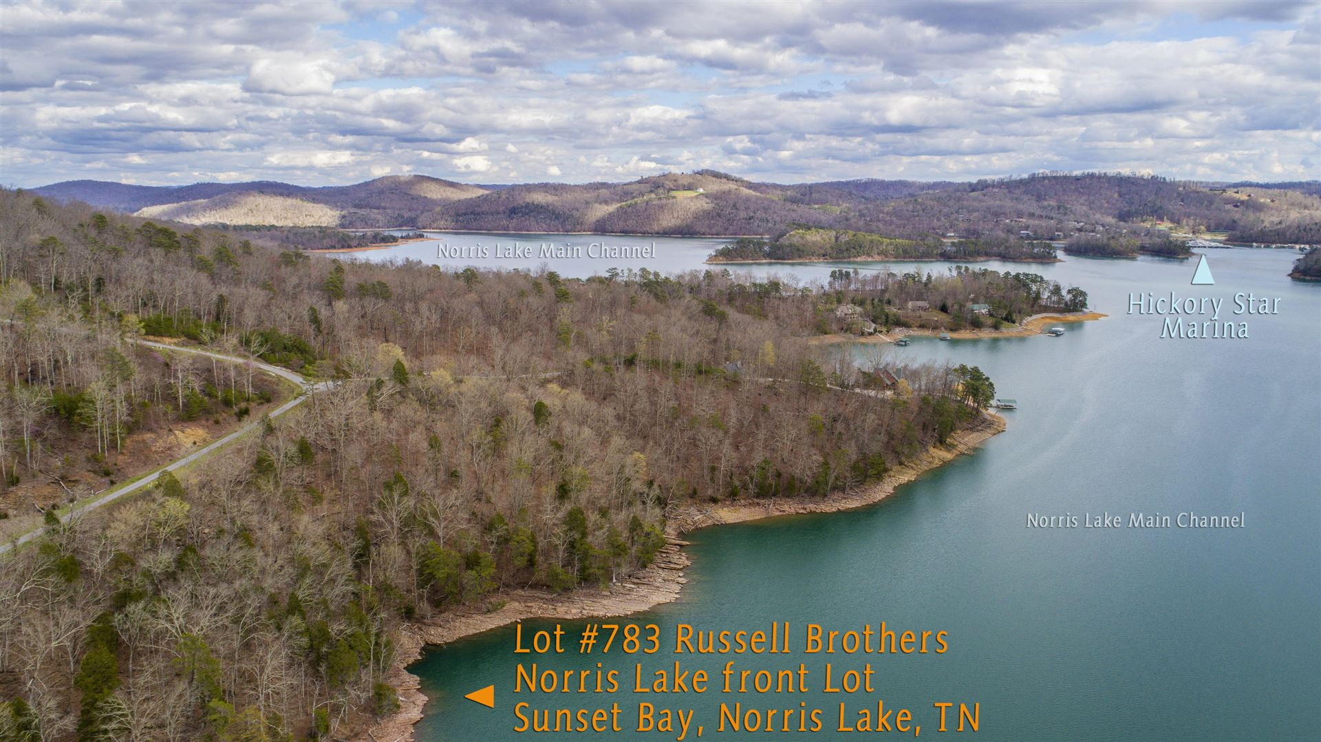 Photo for Lot 783 Russell Brothers Rd, Sharps Chapel, TN 37866 (MLS # 1139634)